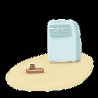 La taille, un critère important pour l'achat d'un déshumidificateur d'air!