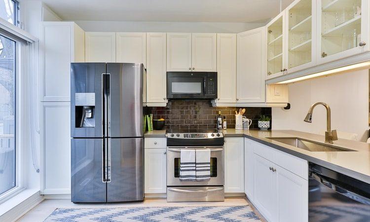 Le frigo américain, idéal pour les grandes cuisines