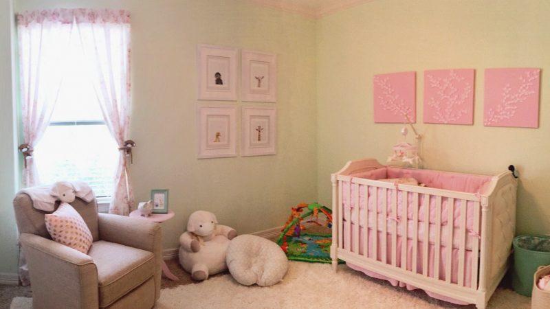Comment décorer une chambre de jeune fille ?